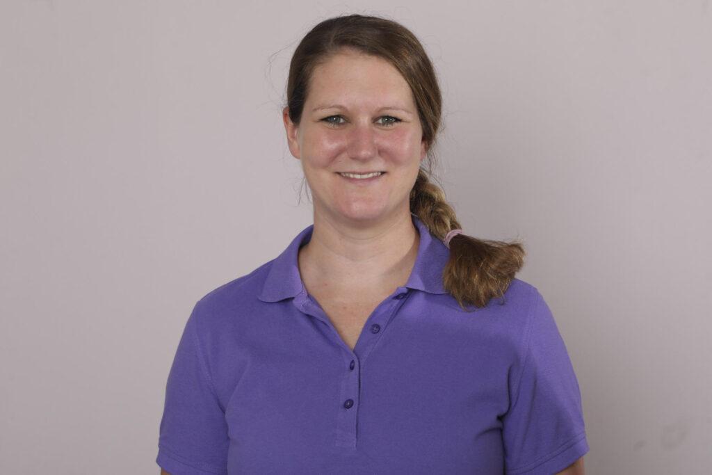 Stefanie Schmode - Praxisinhaberin und examinierte Physiotherapeutin